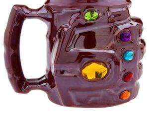 Marvel Thanos infinity mug