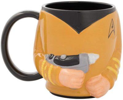 Captain Kirk Mug Star Trek Gifts e1585937601786