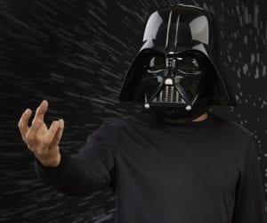 Darth Vader Mask Star Wars Geek GIfts