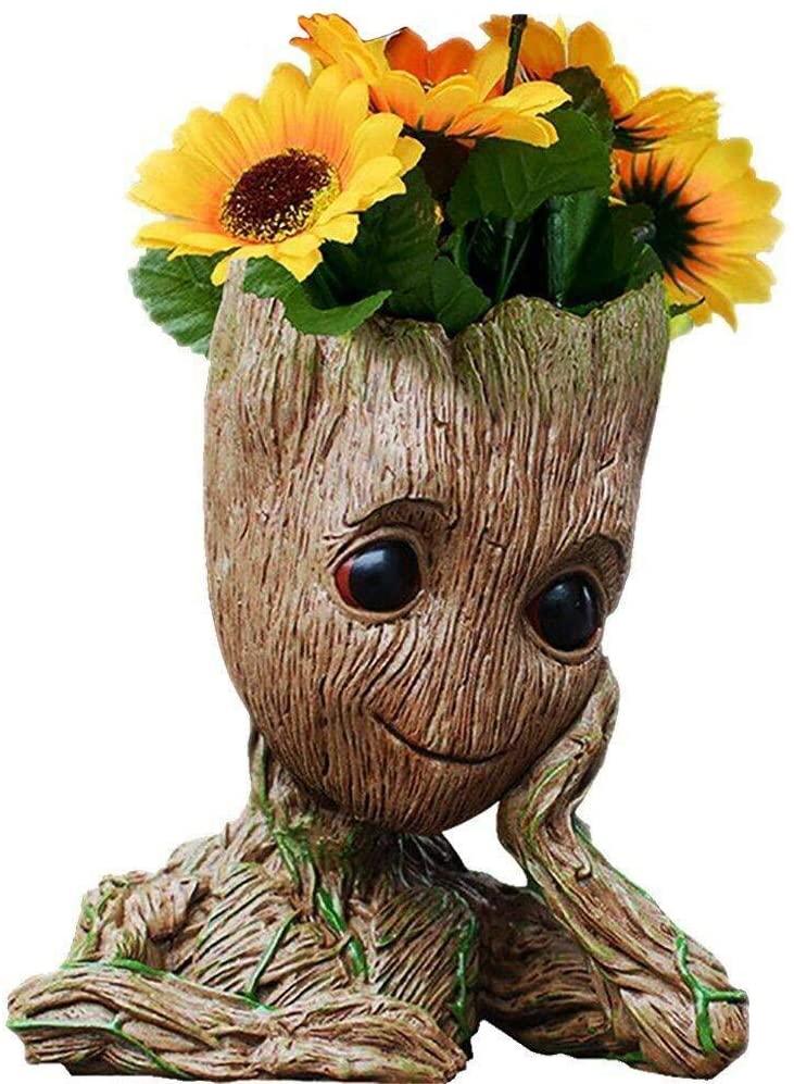 Groot Plant Pot Geek Gift Idea