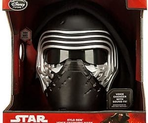 Kyle Ren Voice CHangign Mask Gifts for Star Wars Fans