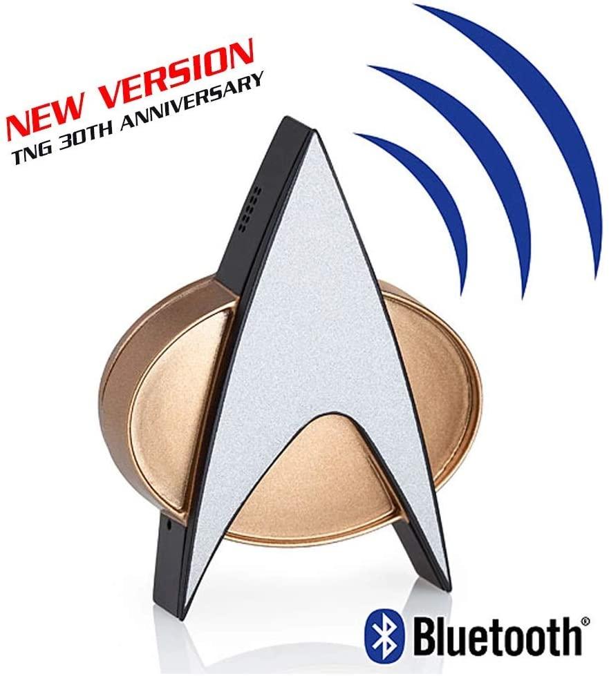 Star Trek Bluetooth ComBadge