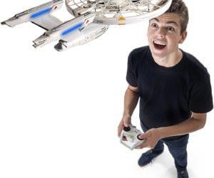 Star Trek Gift Enterprise Drone