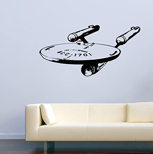 Star Trek Gift Wall Sticker