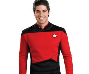 StarTrek Gift Commander Shirt