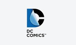 dc comics menu