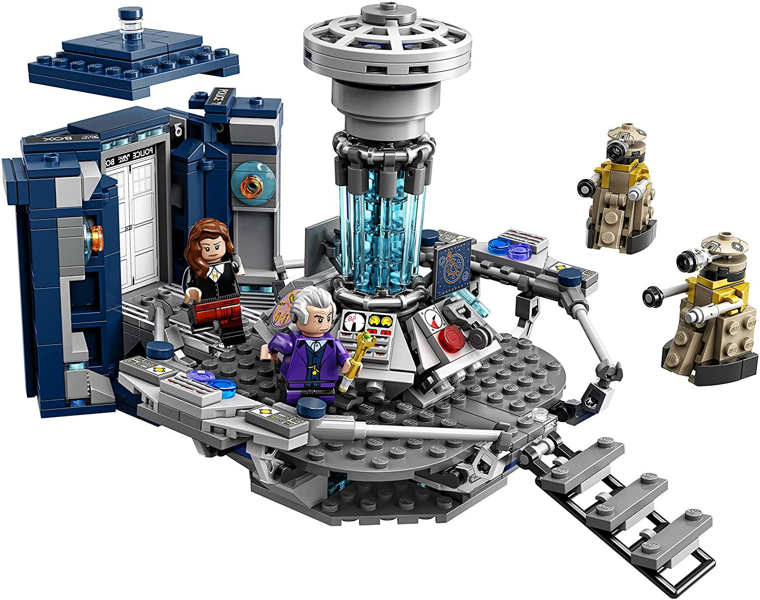 lego dr who gift set for geeks