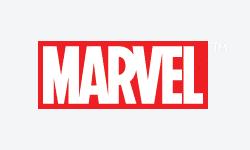 marvel menu logo