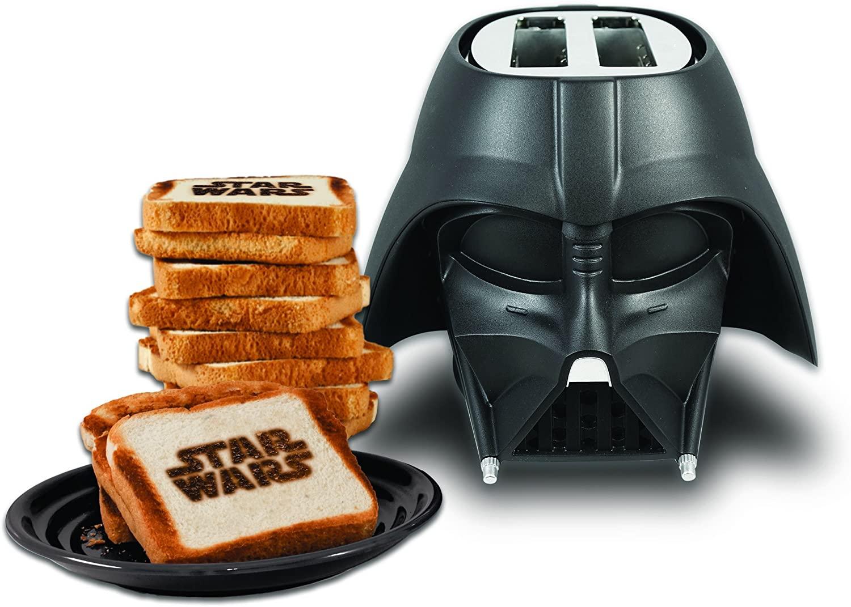 star wars toaster darth vader gift ideas