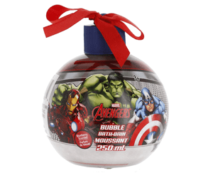 Avengers Bubble Bath gifts for her gifts for marvel fans