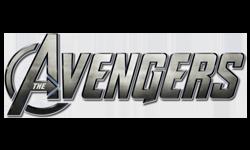 Avengers gift ideas logo