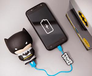 Batman Power Bank Gifts for DC Comics fans