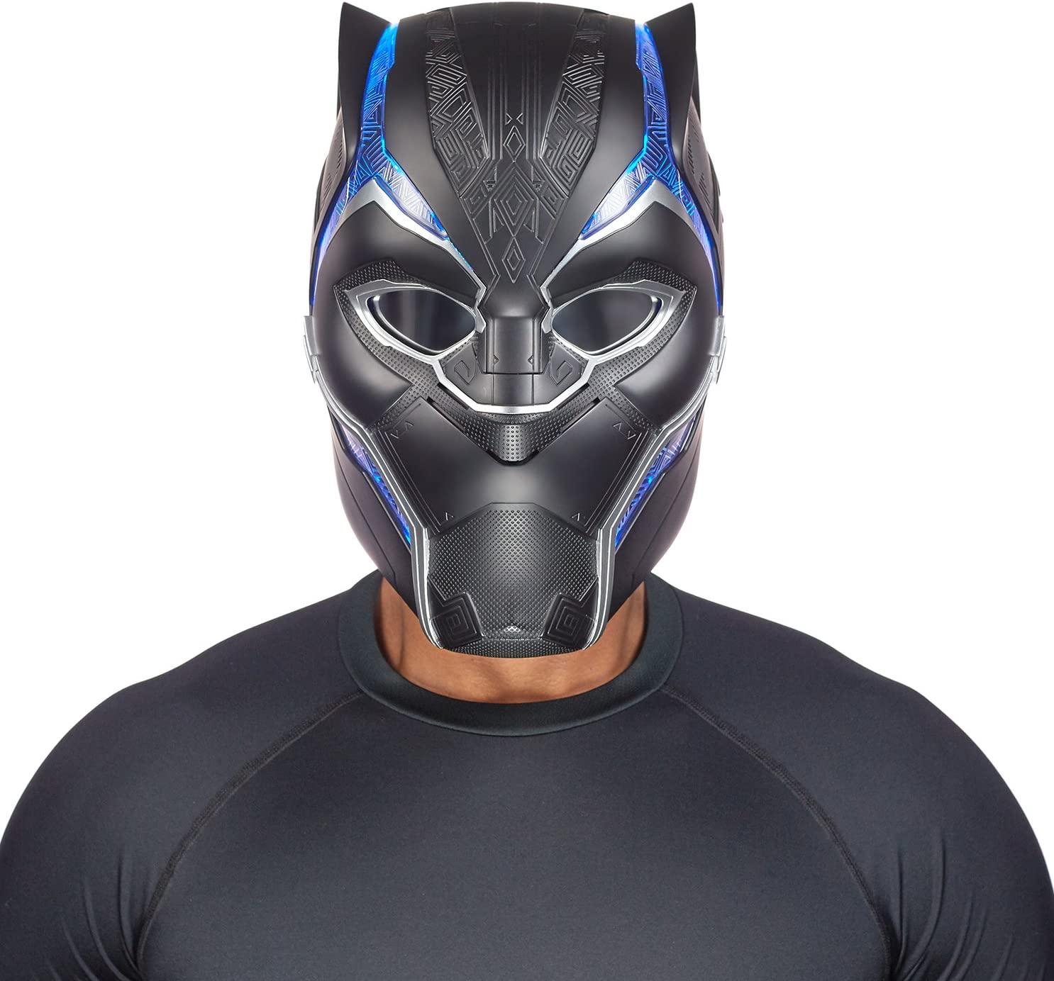Marvel Electronic Mask Black Panther gift