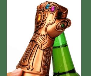 Thanos Avengers Gift idea bottle opener