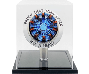 Tony Stark Heart Collectors gifts for ironman fans