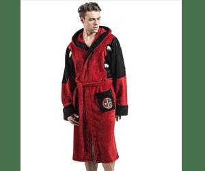 deadpool Marvel gift ideas bathrobe