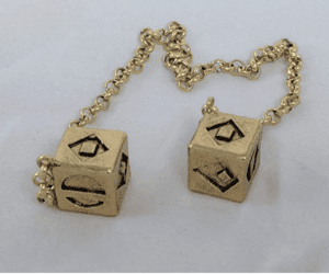 gift ideas for star wars fans han solo dice
