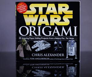 star wars origami gift ideas