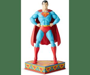 superman figure man of steel gift