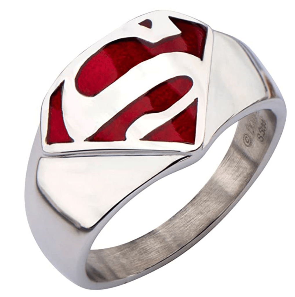 superman gifts superman ring gifts for dc comics fans