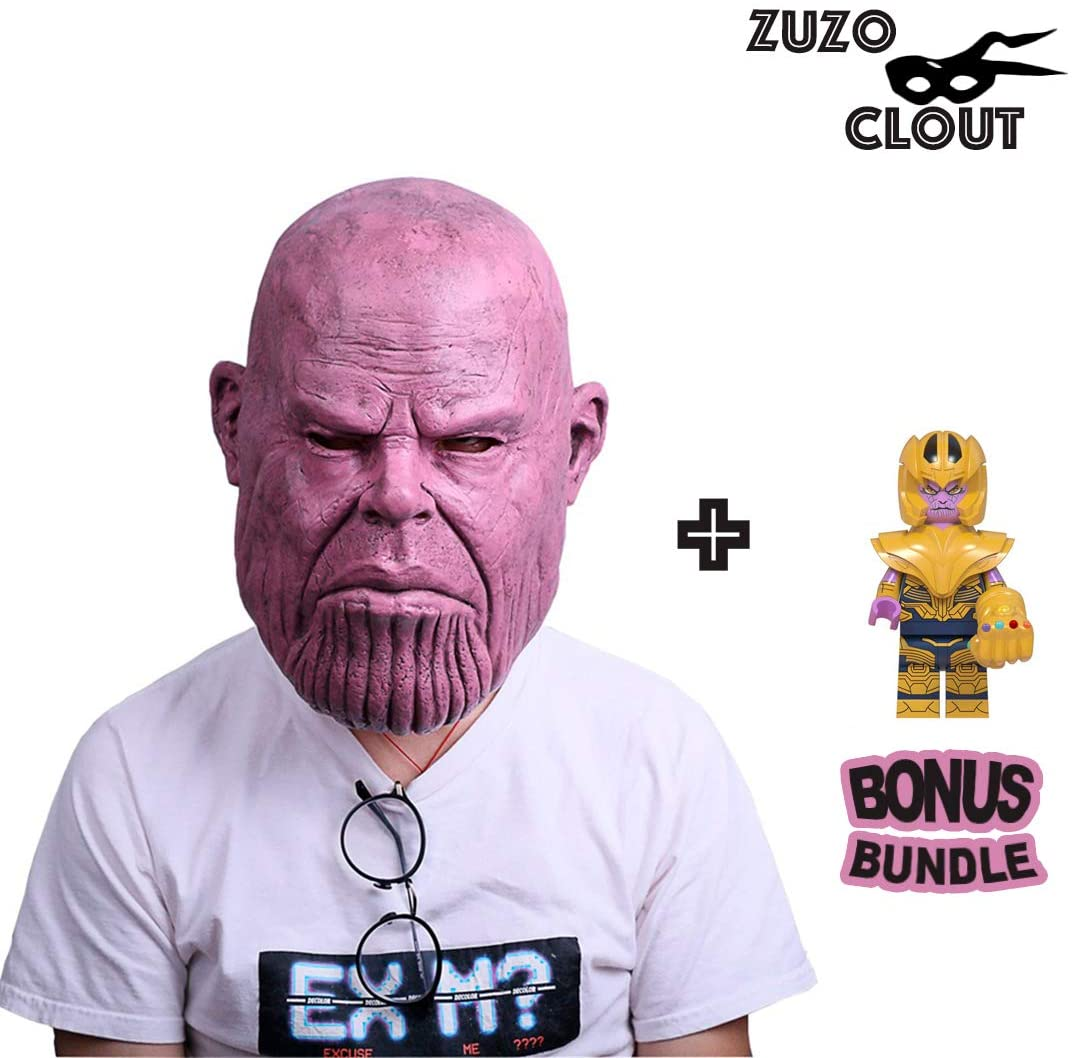 thanos mask gift ideas of marvel fans