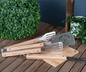 Captain America BBQ tools Gift ideas for Dad