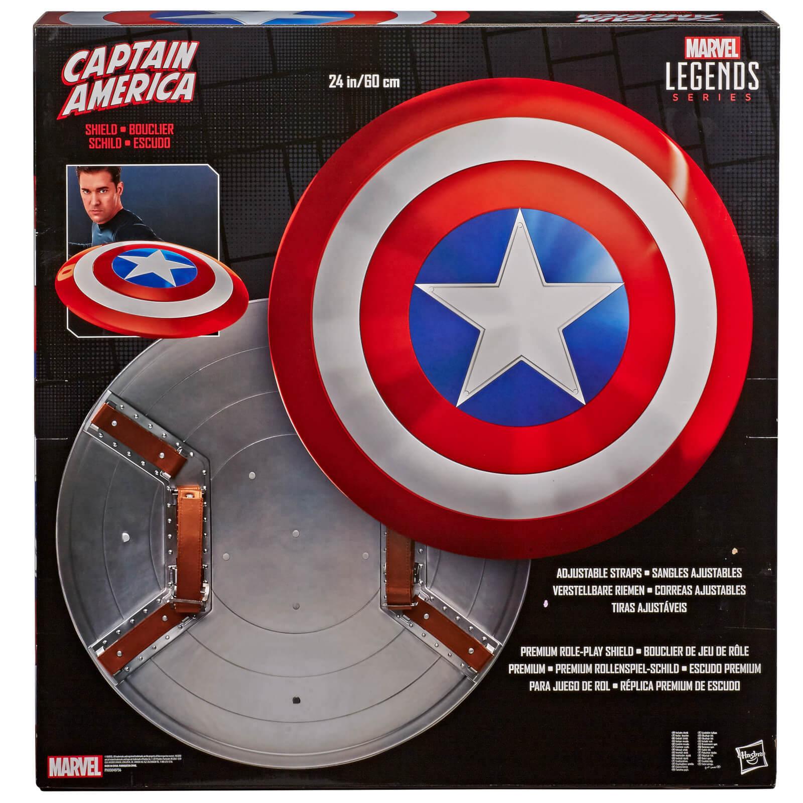 Captain America Shield Gifts