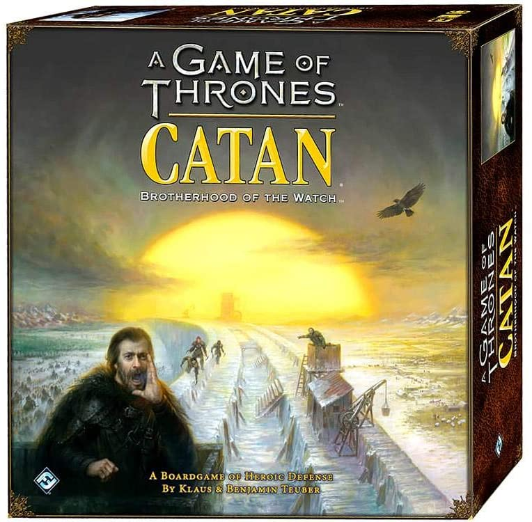 Game of Thrones Catan gift