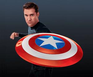 Marvel Shield Captain America Gift IDeas