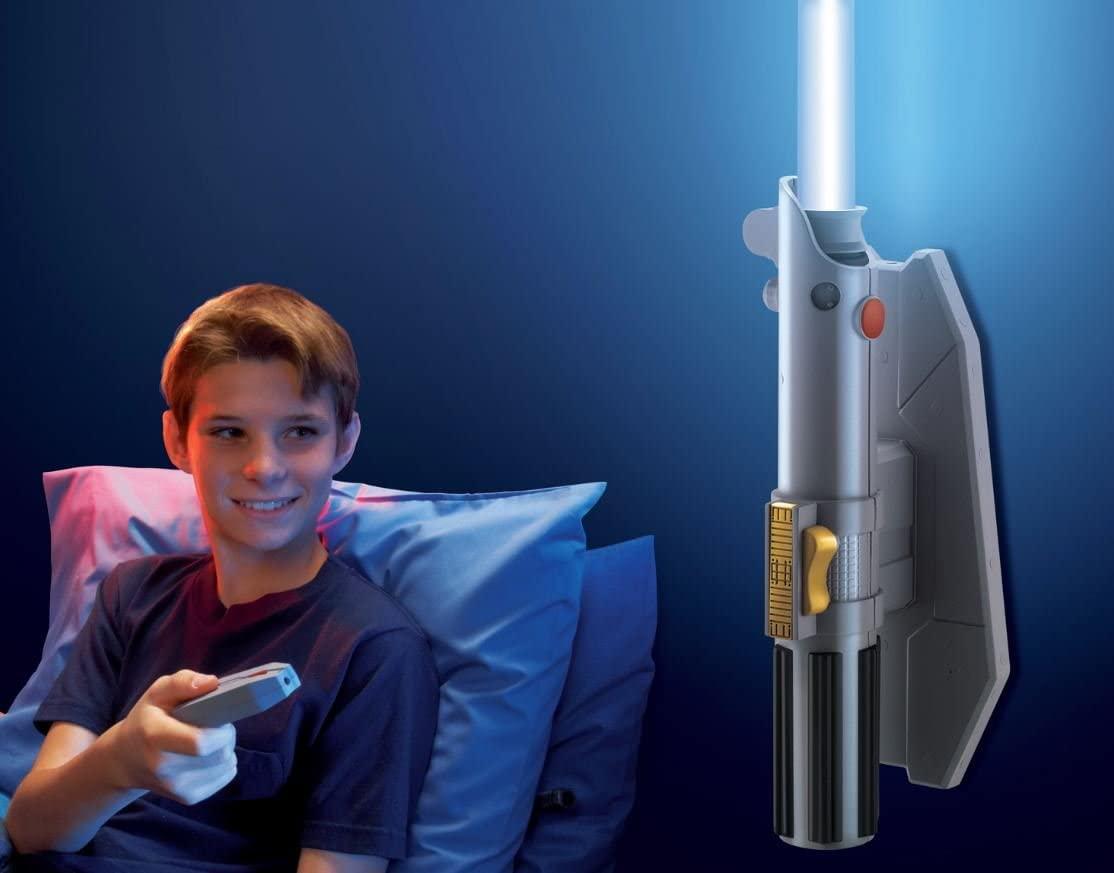 Star Wars lightsaber light