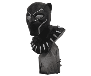 black panther bust gifts for marvel fans