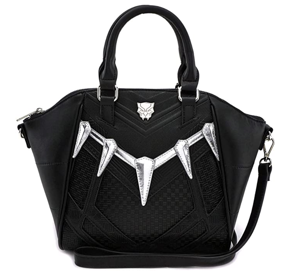 black panther gifts for her nerd bag