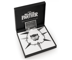 black panther gifts necklace