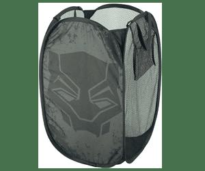 black panther laundry bag