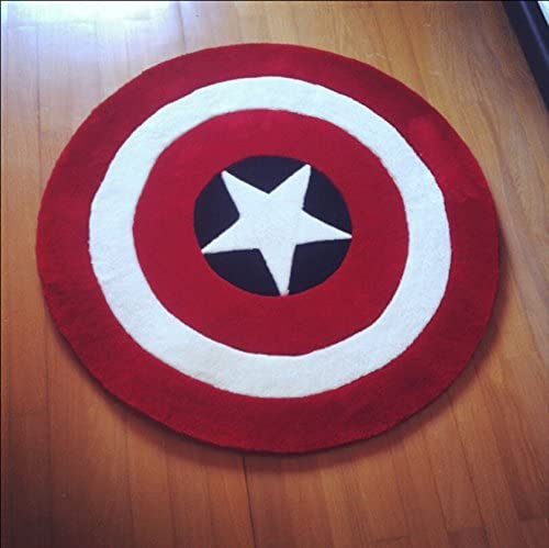 captain america rug gifts