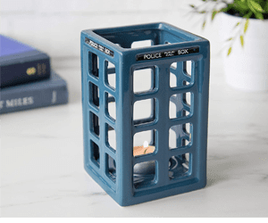 doctor who tea light candle holder gifts