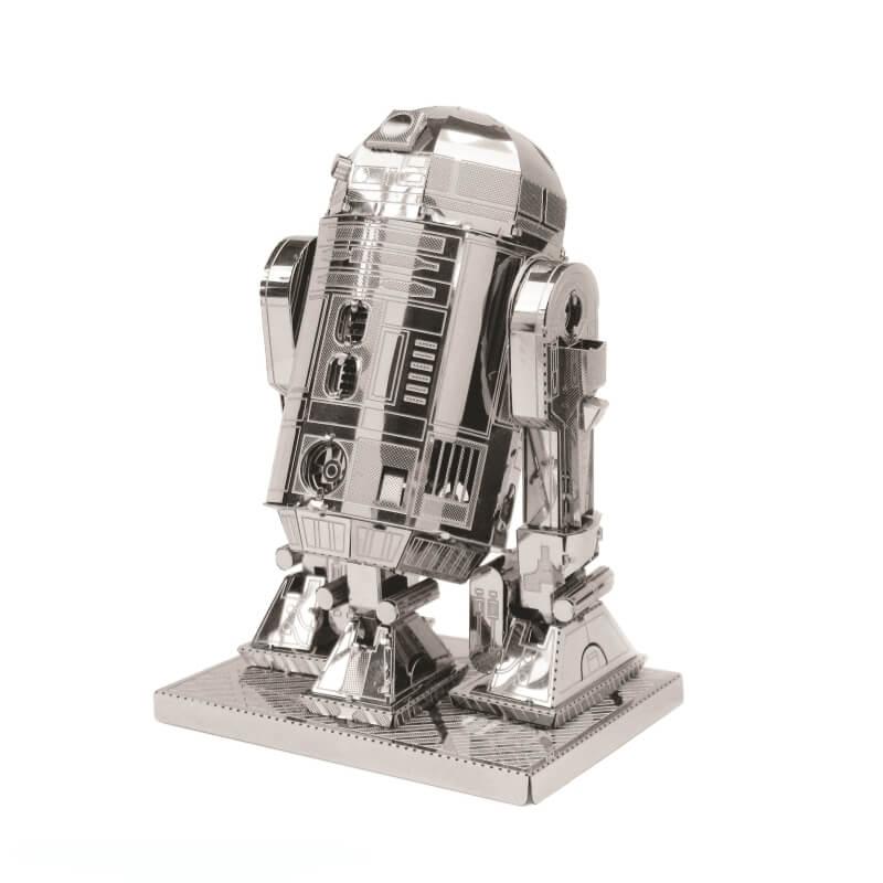 metal r2 d2 model gift idea for star wars fan