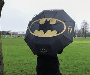 Batman Umbrella nerd geek gifts