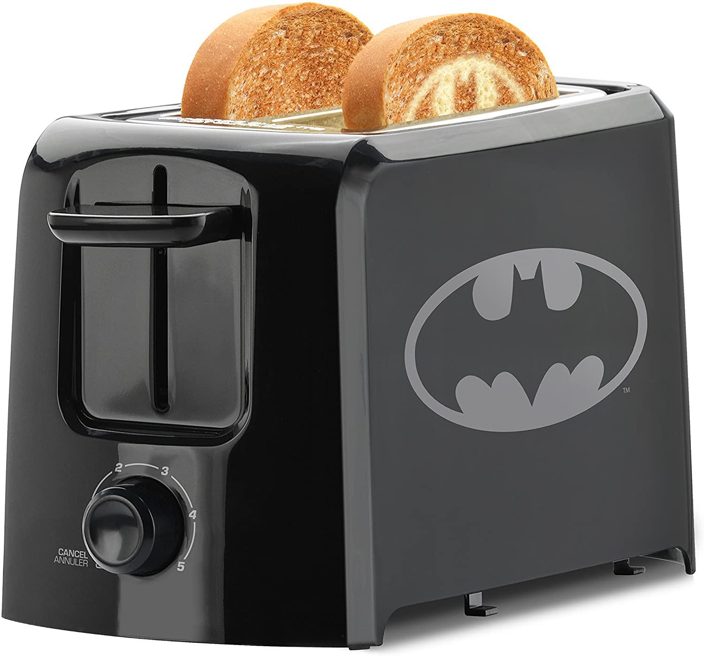 Batman toaster geek gift ideas