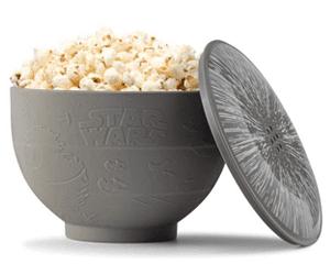 Death star popcorn bowl star wars geek nerd gifts