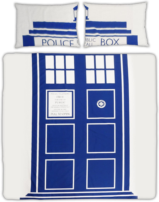 Dr Who Duvet
