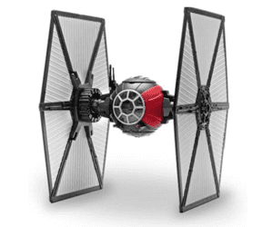 Star Wars Gift Ideas Tie Fighter model