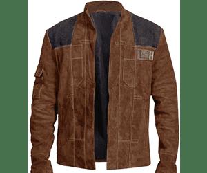 Star Wars Han Solo Replica Jacket