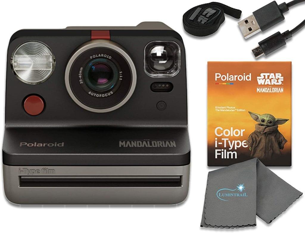 polaroid star wars mandalorian camera gifts for nerds